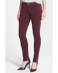 Mavi Jeans 'Alexa' Stretch Corduroy Skinny Pants - Lyst