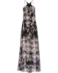 Diesel Long Dress - Lyst