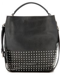 Burberry Brit - Susanna Leather Tote - Lyst
