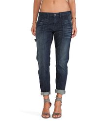 True Religion Blue Audrey Carpenter - Lyst
