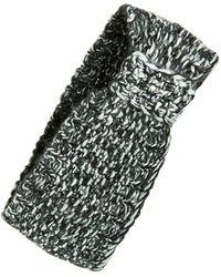 Echo - Sequin Knit Head Wrap - Lyst
