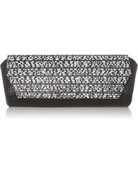 Pied A Terre Zodiac Flap Over Clutch Bag - Lyst