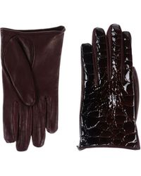 Emporio Armani Gloves - Lyst