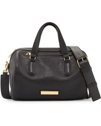 Marc By Marc Jacobs - Luna Leather Satchel Bag - Lyst