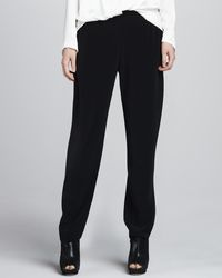 Textile Elizabeth And James Lyle Relaxedleg Trousers - Lyst