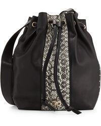 Cole Haan Antoinette Bucket Bag - Lyst