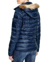 Marmot   Hailey Hooded Puffer Jacket   Lyst