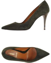 Fendi Court - Lyst