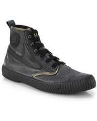 Diesel Dragonfly High-top Sneakers - Lyst