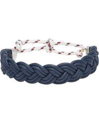 Miansai Blue Nantucket Bracelet - Lyst