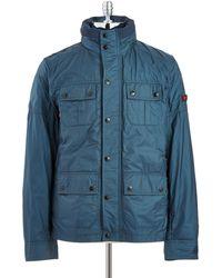 Strellson - Weather-Resistant Jacket - Lyst