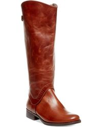 Steven By Steve Madden Sady Wide Calf Tall Riding Boots - Lyst