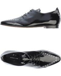 Derek Lam Lace Up Shoes - Lyst