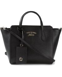 Gucci Mini 'Swing' Tote - Lyst