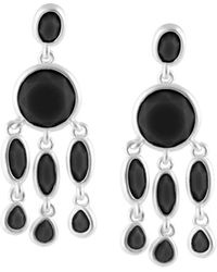 Karen Kane Baja Chandelier Earrings - Lyst