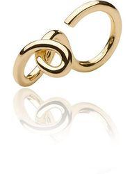 Jennifer Fisher - Double Finger Loop Ring - Lyst
