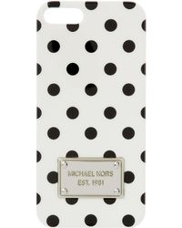 Michael Kors Electronics Mono Phone Case - Lyst