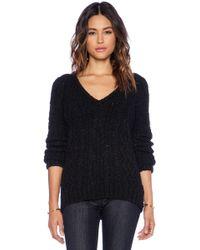 G-star Raw Sturwed Knit Sweater - Lyst