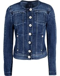 High Denim Outerwear - Lyst