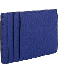 Fendi Selleria Card Case - Lyst