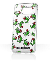 House of Holland | Hoh X Goo.ey Mini Green Bug Samsung S6 | Lyst