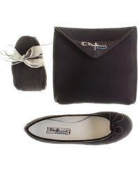 Black.co.uk - Black Aquafeet Foldable Ballet Flats - Lyst