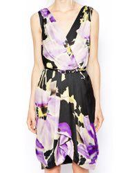 Coast Multicolor Lahna Dress - Lyst