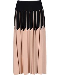 Sonia Rykiel 34 Length Skirt - Lyst