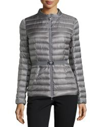 Moncler Damas Quilted Puffer Jacket - Lyst