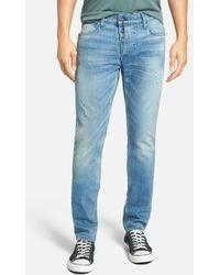 Hudson Men'S 'Riley' Skinny Fit Jeans - Lyst