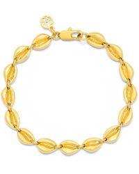 Tory Burch Mikah Simple Bracelet - Lyst