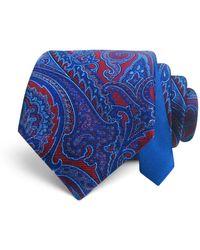 Happy Ties - Paisley Classic Tie - Lyst