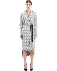 Damir Doma New Season - Womens Cristy Kimono Sleeve Coat - Lyst