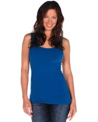 Tees by Tina Smooth Tank - Lyst