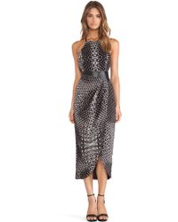 Bardot Odyssy Dress - Lyst
