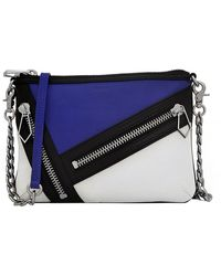 Botkier Honore Leather Colorblock Crossbody Bag - Lyst