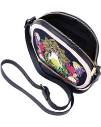 Mary Katrantzou Pochette Circle Pigeon Badge - Lyst