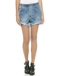 One Teaspoon Ford Hunter Shorts - Ford - Lyst