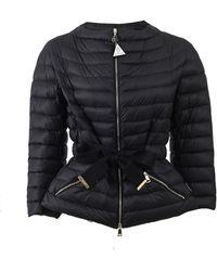 Moncler | Anchos Grosgrain Waist Jacket | Lyst