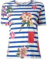 Sonia by Sonia Rykiel Printed T-Shirt - Lyst
