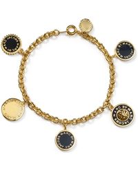 Marc By Marc Jacobs Collected Charms Bracelet - Lyst