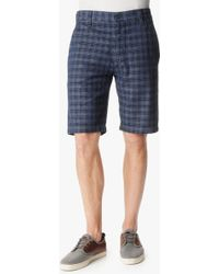 7 For All Mankind The Chino Short - Lyst