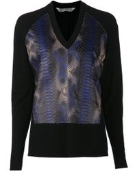 Reed Krakoff Printed Sweater - Lyst