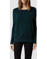 AllSaints Maher Sweater - Lyst