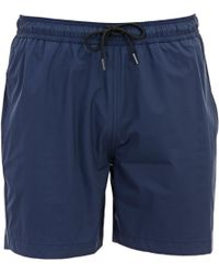 Theory Cosmos Swim Trunks - Lyst
