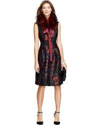 Brooks Brothers Full Skirt Dress - Lyst