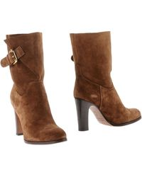 L'Autre Chose Ankle Boots - Lyst