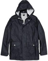 Steven Alan - New Classic Raincoat - Lyst