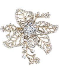 Marchesa - Orchid Pin - Lyst