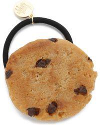 Venessa Arizaga - Cookie Monsta Hair Tie - Cookie - Lyst